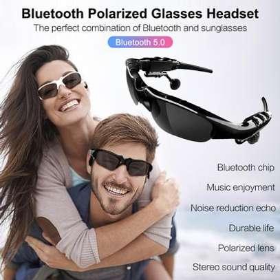 Bluetooth Sunglasses Anti-ray Stereo 4.1 Music Bluetooth image 5