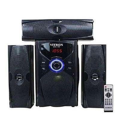Vitron V636 3.1 Channel  Multimedia Bluetooth Speaker System Woofer image 2