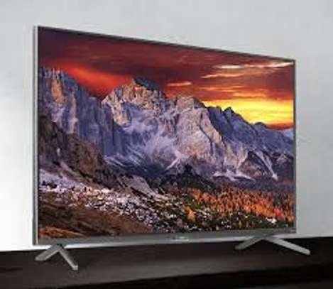New TCL 55 inch Q-LED Onkyo Android Smart UHD-4K Frameless Digital TVs 55C815 image 1