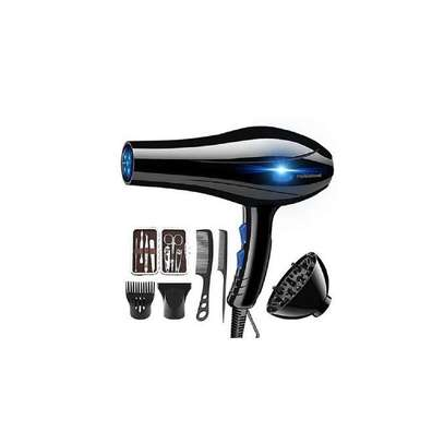 Deliya Hair Blow Dryer With Free Manicure Set image 3