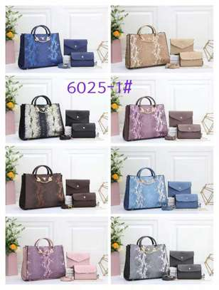 3 in 1 ladies bags