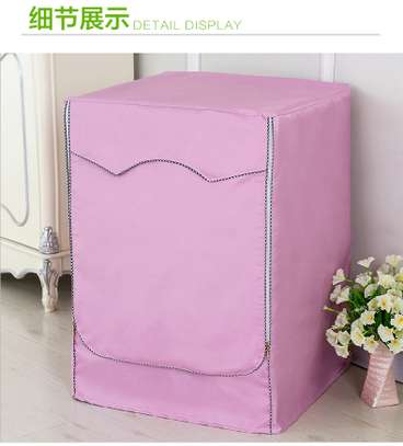 Laundry Machine Dust Cover Protection image 2