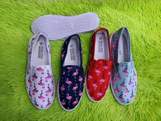 Comfy Flamingo Rubber shoes image 1
