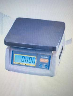 Table Top Weighing Scale image 1