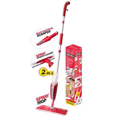 2 in 1 spray mop image 1