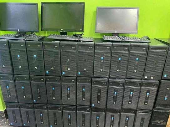 COMPLETE HP pro 280G1 COMPUTER DESKTOP image 2