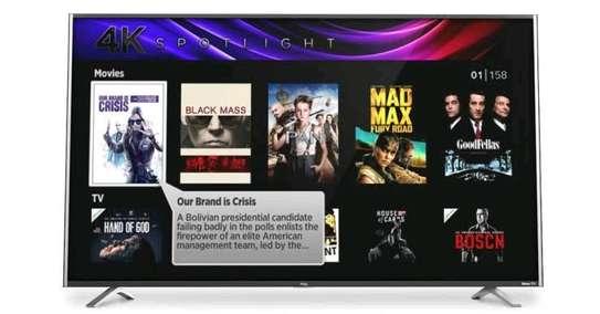 Hisense 65 Inch UHD 4K Smart TV 4K image 1