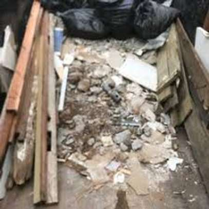Rubble and Garden waste removal Daily, Weekly and Monthly