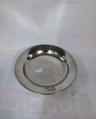 Vinod heavy stainless steel plates image 1