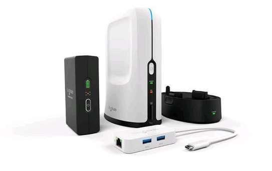 SlingStudio Hub - Bundle with 1 Pack CameraLink, USB-C Expander, Battery image 4