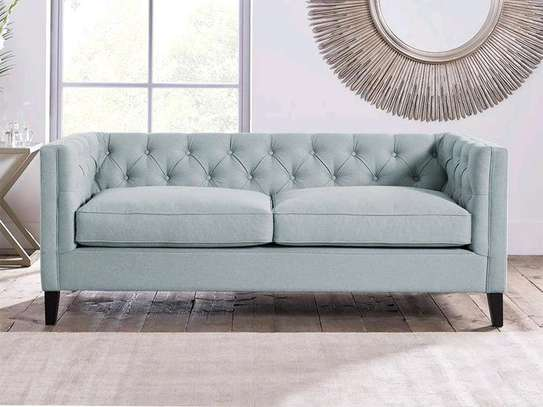 Classic three seater sofa/Quality sofas Kenya image 1