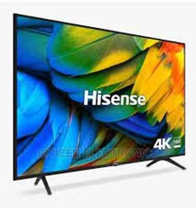 Hisense 55 inch UHD 4K Android TV image 1