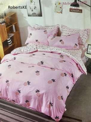 pink pineapple duvet image 1