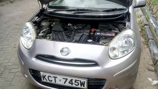 Nissan March - KCT 745W. image 8