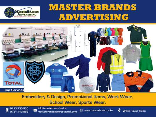 MASTERBRANDS ADVERTISING image 1