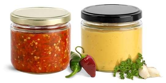 Multipurpose Storage Glass Jars, 28g/ml to 2kg/ml image 8