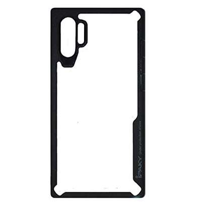 Ipaky Drop-Resistant Hybrid Clear Case for iPhone Samsung Note 10/Note 10 Plus image 3