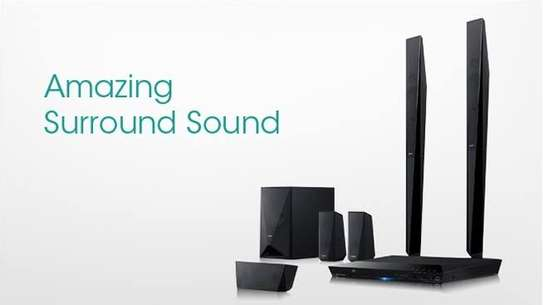 Sony Dz 650 home theater system image 2