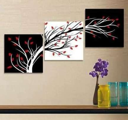 Tagged Art on Canvas image 2