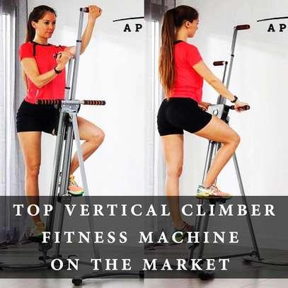 Maxi Climber Full Body Workout. image 1