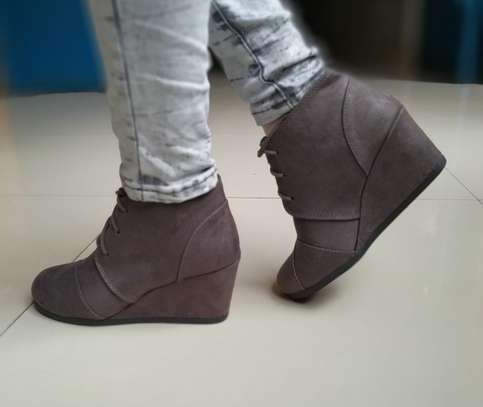 Wedge Boots image 2