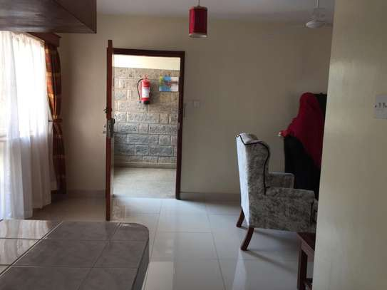 Furnished 1 bedroom apartment for rent in Rhapta Road image 7