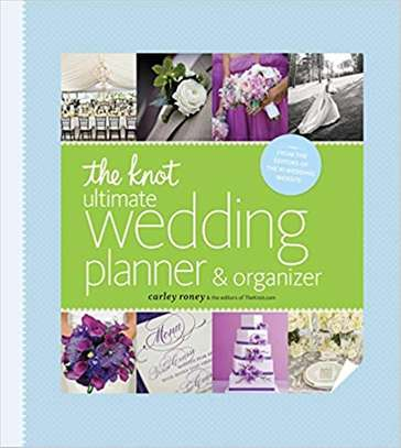 The Knot Ultimate Wedding Planner & Organizer [binder edition]: Worksheets, Checklists, Etiquette, Calendars, and Answers to Frequently Asked Questions Calendar – January 1, 2013 image 1