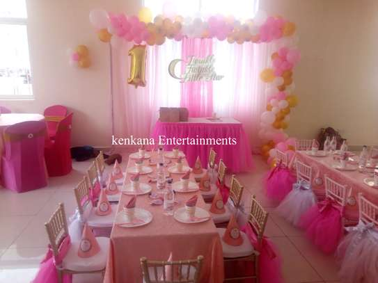 Themed birthday party