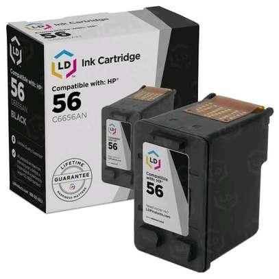 56  inkjet cartridge black C6656 image 9