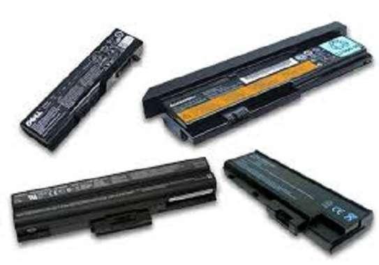 HP laptop  Batteries image 1