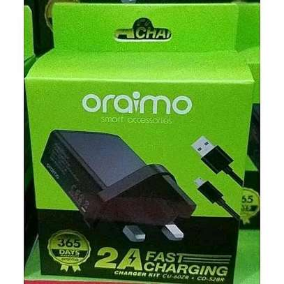 Oraimo smartphone charger image 1