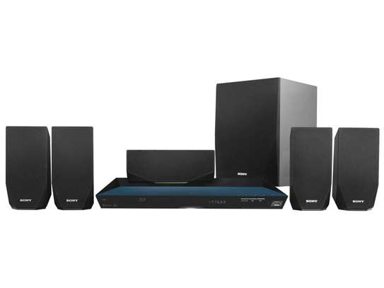 Sony BDV-E3100 3D Blu-Ray Home Theater With Wi-Fi image 1