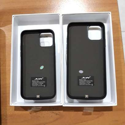 Power Case 5000mAh Battery Charger Case For iPhone 11 Pro External Power Bank Charging Cover image 5