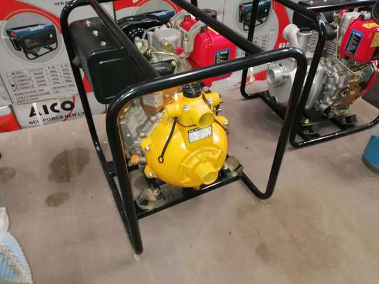 6HP Diesel high pressure pump