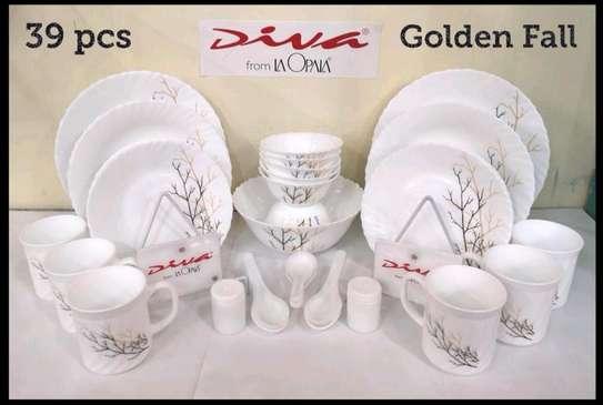 39pc dinner set/ diva dinner set/opal dinner set image 11