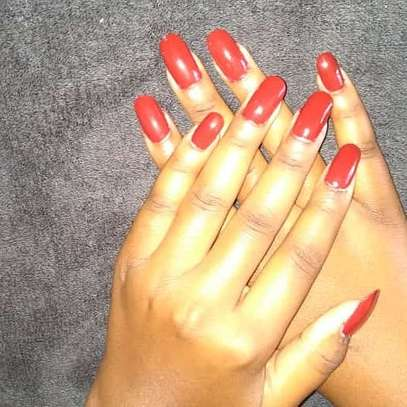 Home Service Manicure, Pedicure, Acrylics and Hairdressing image 3