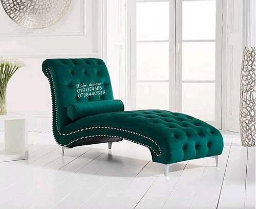 Chaise lounge sofa/ image 1