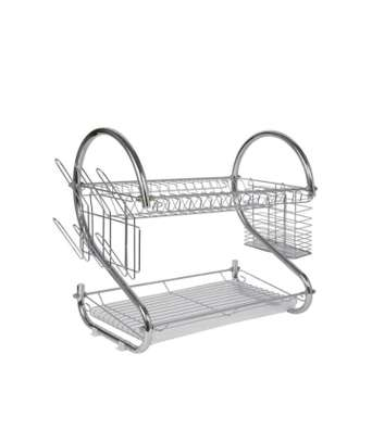 Double Tier Dish Rack image 2