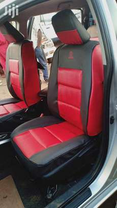 Bright Car Seat Covers image 1