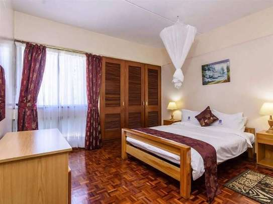 Furnished 1 bedroom apartment for rent in Cbd image 2