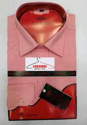 Executive slim fit shirts image 2