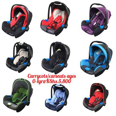 Baby Carrycot/Carseat image 1