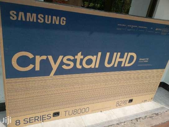 "Samsung TU8000 82"" Class HDR 4K UHD Smart Multisystem LED TV image 2"