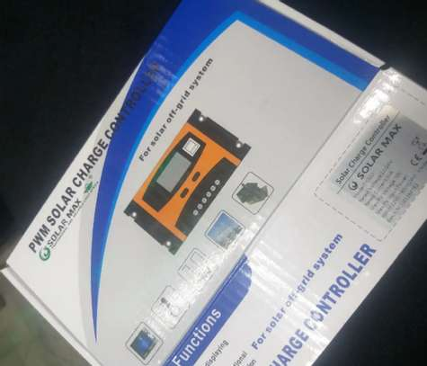 Solar Max 20A  Charge Controller image 1