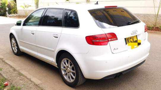 Audi A3 2012 for sale image 4