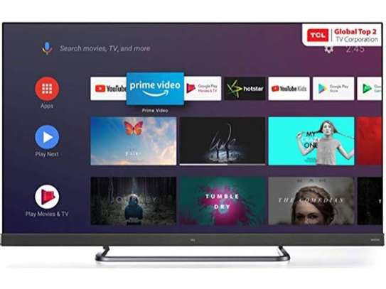 TCL 65 inches Q-LED C8 Onkyo Android Smart UHD-4K Digital TVs 65Q815 image 2