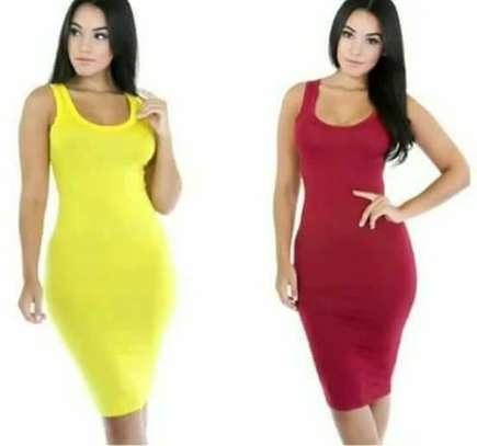Short vest dress image 1