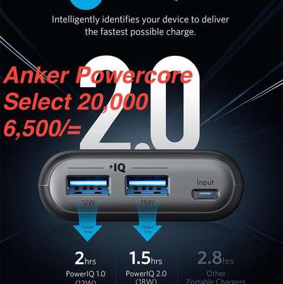 Anker Powercore Select 20,000 image 1