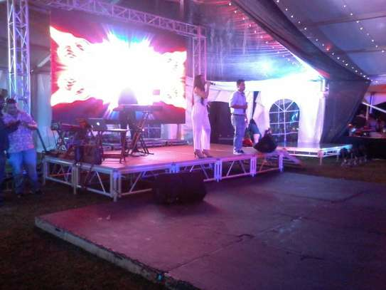 Hire Staging & Truss | Lighting, Sound & Rigging image 11