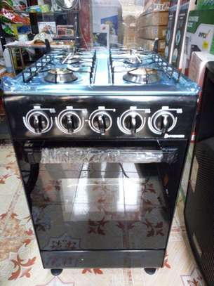 Four burners cooker